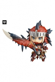 Monster Hunter World Nendoroid Actionfigur Female Rathalos Armor Edition DX Ver. 10 cm