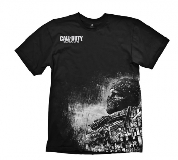 Call of Duty Black Ops T-Shirt Ski Mask