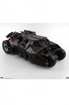 The Dark Knight RC Fahrzeug 1/12 Tumbler Driver Pack 37 cm