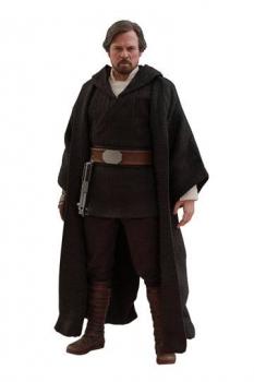 Star Wars Episode VIII Movie Masterpiece Actionfigur 1/6 Luke Skywalker Crait 29 cm