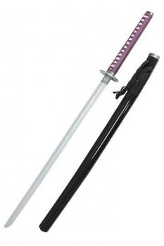 Gintama Schaumstoff-Schwert mit Holzgriff White Yasha (Joi War era Gintoki) 99 cm