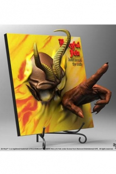 Mercyful Fate 3D Vinyl Statue Dont Break the Oath 30 cm