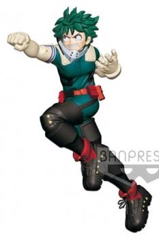 My Hero Academia Enter The Hero PVC Statue Izuku Midoriya 16 cm