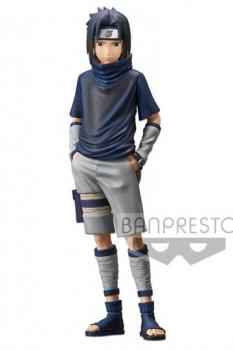 Naruto Shippuden Grandista Shinobi Relations Figur Uchiha Sasuke #2 24 cm