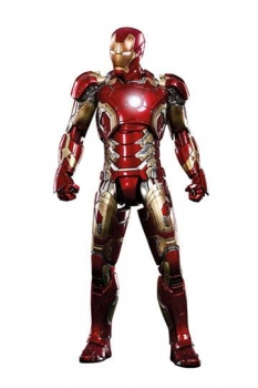 Avengers Age of Ultron MMS Diecast Actionfigur 1/6 Iron Man Mark XLIII 31 cm