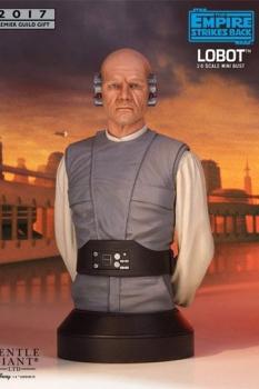 Star Wars Episode V Büste 1/6 Lobot PGM Exclusive 18 cm