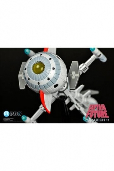 Captain Future Diecast Modell Metaltech 11 Comet 24 cm