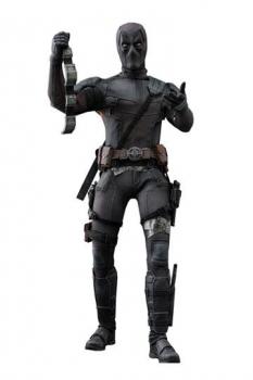 Deadpool 2 Movie Masterpiece Actionfigur 1/6 Deadpool Dusty Ver. Hot Toys Exclusive 31 cm