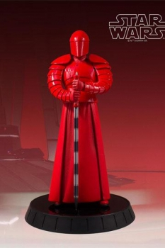 Star Wars Episode VIII Statue 1/6 Praetorian Guard 30 cm