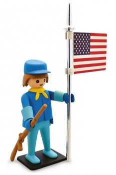 Playmobil Vintage Collection Figur Amerikanischer Soldat 21 cm