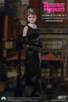 Frühstück bei Tiffany MFL Actionfigur 1/6 Holly Golightly (Audrey Hepburn) 2.0 29 cm