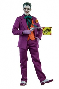 DC Comics Actionfigur 1/6 The Joker 30 cm