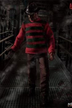 Nightmare On Elm Street Actionfigur 1/12 Freddy Krueger 17 cm