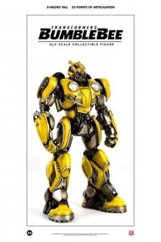 Bumblebee DLX Scale Actionfigur Bumblebee 20 cm