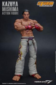 Tekken 7 Actionfigur 1/12 Kazuya Mishima 17 cm