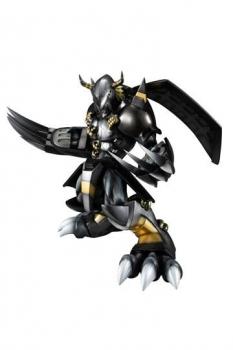 Digimon Adventure G.E.M. Serie PVC Statue Black Wargreymon 25 cm