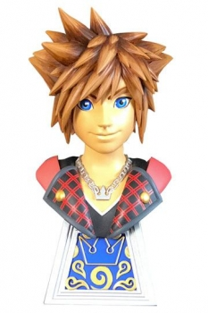Kingdom Hearts 3 Legends in 3D Büste 1/2 Sora 25 cm
