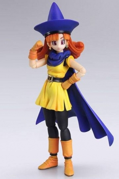 Dragon Quest IV: Chapters of the Chosen Bring Arts Actionfigur Alena 14 cm