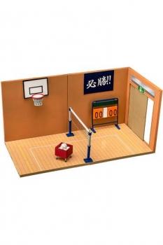 Nendoroid More Zubehör-Set für Nendoroid Actionfiguren Playset 07: Gymnasium A Set