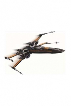 Star Wars Episode VII The Force Awakens Diecast Modell Poes X-Wing Fighter 15 cm