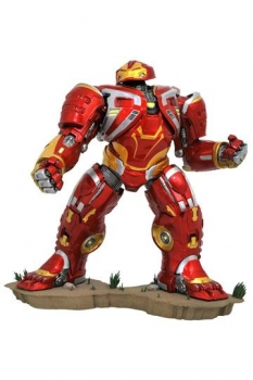 Avengers Infinity War Marvel Movie Gallery PVC Statue Deluxe Hulkbuster MK2 25 cm