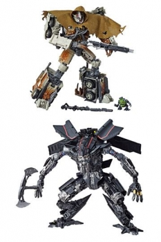 Transformers Studio Series Leader Class Actionfiguren 2019 Wave 1 Sortiment