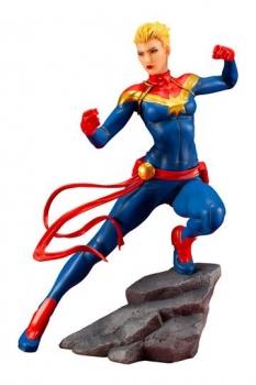 Marvel Universe Avengers Series ARTFX+ Statue 1/10 Captain Marvel 17 cm
