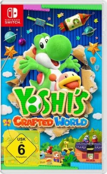 Yoshi´s Crafted World  - Nintendo Switch
