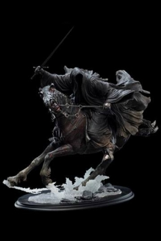 Herr der Ringe Statue 1/6 Ringwraith at the Ford 55 cm