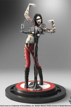 Marilyn Manson Rock Iconz Statue 1/9 21 cm