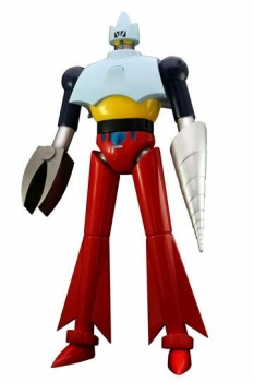 Getter Robo Grand Sofvi Bigsize Model PVC Statue Getter 2 40 cm