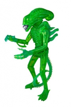Aliens Die Rückkehr Super Size Actionfigur Alien Warrior Classic Toy Edition (1986 Acid Green) 46 cm