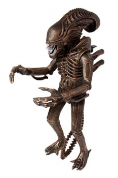 Aliens Die Rückkehr Super Size Actionfigur Alien Warrior Classic Toy Edition (1986 Bronze) 46 cm