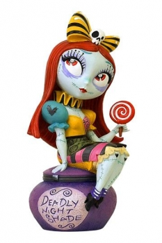 The World of Miss Mindy Presents Disney Statue Sally (Nightmare Before Christmas) 15 cm