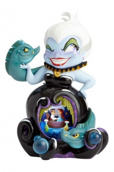 The World of Miss Mindy Presents Disney Statue Ursula (Arielle, die Meerjungfrau) 25 cm