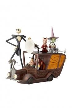 Disney Showcase Collection Statue Mayor Car (Nightmare Before Christmas) 17 cm