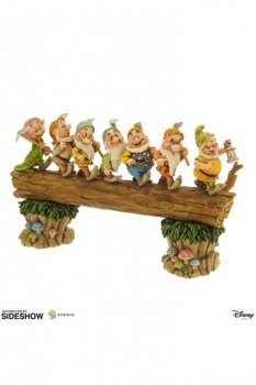Disney Showcase Collection Statue Sieben Zwerge Masterpiece (Schneewittchen) 30 cm