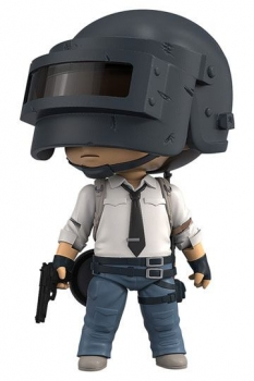 Playerunknowns Battlegrounds (PUBG) Nendoroid Actionfigur The Lone Survivor 10 cm
