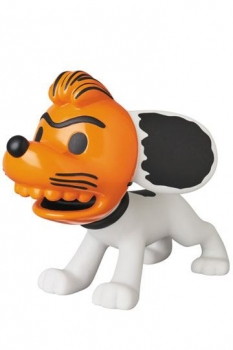 Peanuts VCD Vinyl Figur 50s Snoopy Orange Mask 16 cm