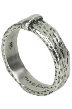 Outlander Claires Wedding Ring (Sterling Silber)