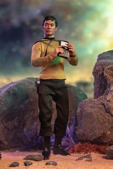 Star Trek TOS Master Series Actionfigur 1/6 Hikaru Sulu 30 cm