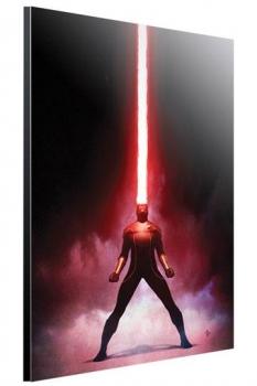 Marvel Holzdruck Cyclops by Adi Granov 40 x 60 cm