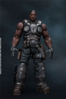 Gears of War 5 Actionfigur 1/12 Augustus Cole 16 cm