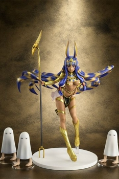 Fate/Grand Order PVC Statue 1/7 Caster/Nitocris Limited Edition 27 cm