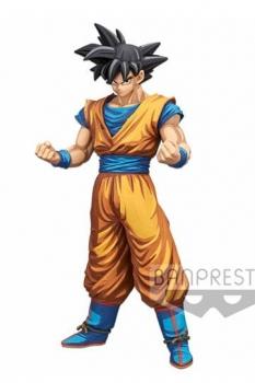 Dragonball Z Grandista PVC Statue Son Goku Manga Dimensions 28 cm