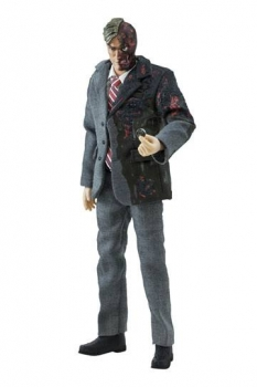 The Dark Knight Actionfigur 1/12 Two-Face (Harvey Dent) 18 cm