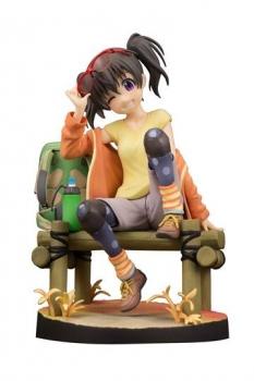 Encouragement of Climb (Season 3) PVC Statue 1/7 Hinata (Autumn Hike) 17 cm
