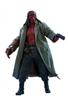 Hellboy Movie Masterpiece Actionfigur 1/6 Hellboy 32 cm