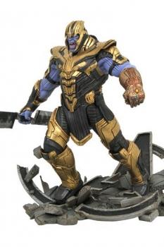 Avengers: Endgame Marvel Movie Milestones Statue Armored Thanos 41 cm