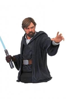 Star Wars Episode VIII Mini Büste Luke Skywalker